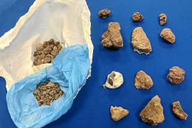Fiscalía pide cinco años de cárcel para un detenido con 225 gramos de heroína
