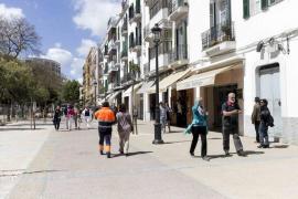 ¿Dónde vive la población de Ibiza y Formentera en el extranjero?
