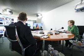 Alemania anuncia un confinamiento estricto durante cinco días en Semana Santa