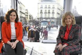 Telecinco deja sin programa a María Teresa Campos