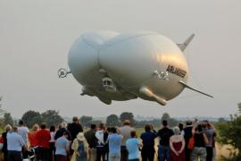 Pathfinder 1: la máquina voladora más grande del mundo