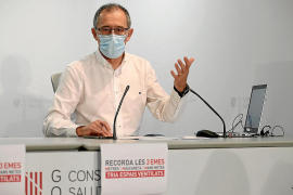 Arranz: «Si no viniese la Semana Santa, relajaría las restricciones en Ibiza»