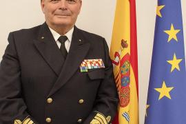 El general ibicenco Antonio Planells Palau se despide de la Armada tras 43 años de servicio y pasa a la reserva