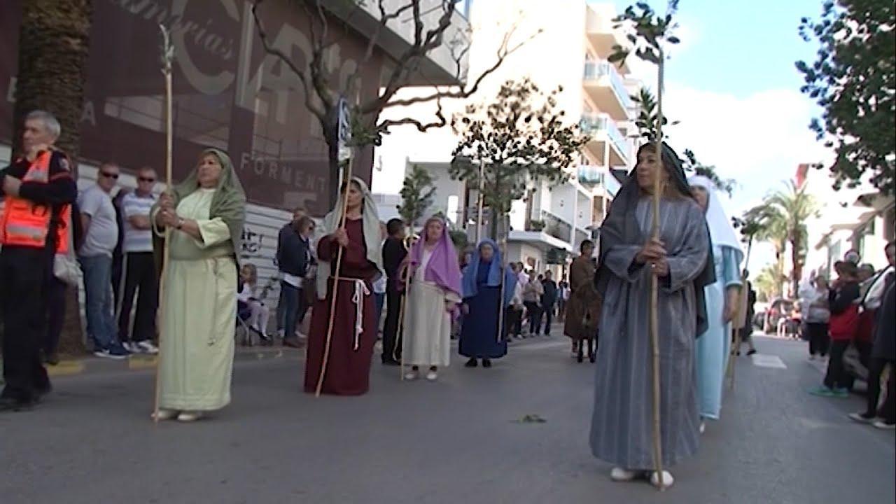 Los católicos de Ibiza volverán a vivir una Semana Santa marcada por las restricciones