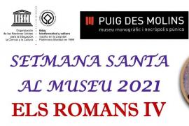 Un taller en Semana Santa en el MAEF para que los niños conozcan a los romanos