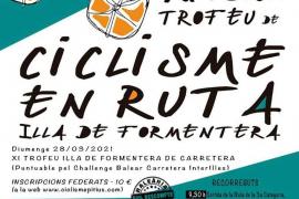 Este domingo vuelve el ciclismo en ruta en Formentera