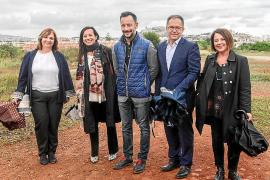 El ministro Ábalos visita hoy el eterno solar para VPO de Ca n'Escandell
