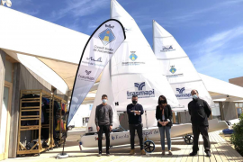 La Escuela de Vela de Formentera se hace con dos nuevas embarcaciones