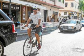 Estudiarán si es viable en Ibiza una red de aparcamientos para bicicletas