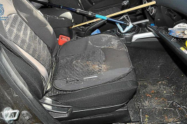 La Policía Nacional arresta a un joven por el robo de varios coches en Vila