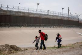 Muere un niño de nueve años en la frontera entre México y Estados Unidos