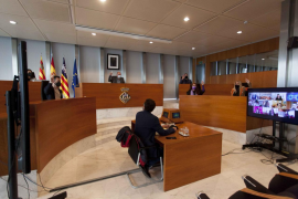 El Pleno del Consell aprueba movilizar 35,6 millones de euros del remanente