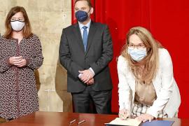 Ábalos deja a Ibiza sin un protocolo que sí firma con Mallorca y Menorca