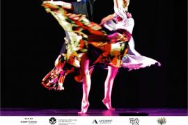 Llega a Cas Serres el espectáculo de danza 'Frida'