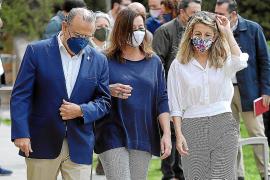 Yolanda Díaz garantiza que se mantendrán los ERTE «todo el tiempo necesario»