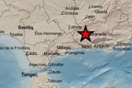 Registrado un terremoto sin daños de magnitud 3,3 con epicentro en Fuente Vaqueros
