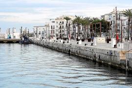 Medio Ambiente amenaza con no aprobar el Plan Especial del Puerto de Ibiza