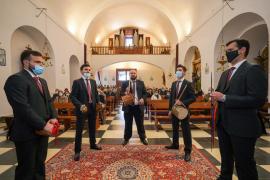 Caramelles de Pascua en las iglesias de Ibiza