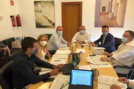 Las administraciones de Ibiza, abiertas a estudiar un consorcio urbanístico
