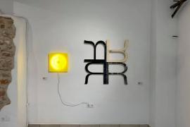 Los artistas pitiusos vivieron un mes de marzo repleto de exposiciones en el Levante español