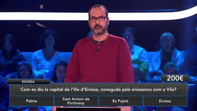 Las surrealistas respuestas sobre la isla de Ibiza en un programa de televisión