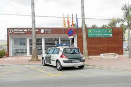 Condenado a dos años de cárcel un alemán cazado con 13 gramos de droga en Platja d'en Bossa