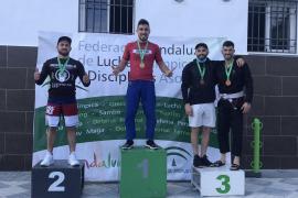 Doble éxito de Roberto Sánchez en el campeonato andaluz