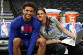 Lorena Torres, una ibicenca en la selección española de baloncesto