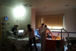 La tasa de cesáreas del Hospital Can Misses es la más baja de Baleares