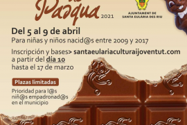 Santa Eulària duplica las plazas para las 'Escuelas de Pascua' ante la gran demanda
