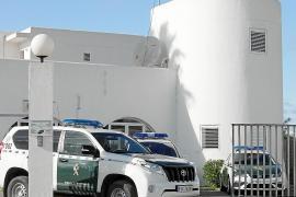 La Guardia Civil detiene a un hombre por amenazar al personal del centro médico de Sant Antoni