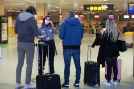 El 99,8% de los tests de antígenos en puertos y aeropuertos de Baleares son negativos