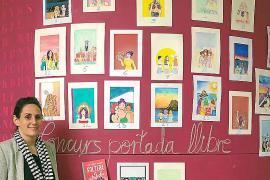 Verónica Sobrinho diseña la portada de la segunda parte de 'Soltera y satisfecha'