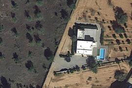 Terremoto político en Sant Antoni por la casa con piscina del concejal de Hacienda