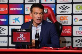 Luis García: «Había que cambiar la dinámica»