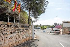 El Consell de Ibiza reasfaltará la parte dañada en la pista de prácticas del Centro de Exámenes de Conducir