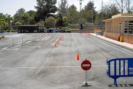 El Consell deberá reasfaltar el centro de exámenes de conducir por un error