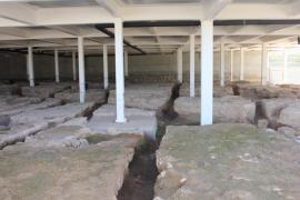 El Consell acota el yacimiento de Puig d'en Valls como paso previo a su museización