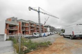 La construcción en las Pitiusas cerró 2020 con una bajada de ingresos del 17 %