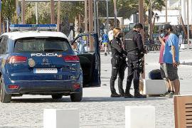Detenido en Ibiza el asistente a una fiesta por resistencia a la autoridad