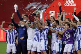 La Real Sociedad, campeona de la Copa del Rey