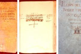 El Archivo Histórico digitaliza 260 libros de la antigua Universitat