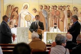 Los ecos ancestrales de las 'caramelles' resuenan en la iglesia de Puig d'en Valls