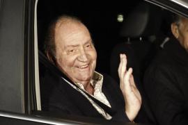 El rey sale del hospital donde fue operado tras nueve días de recuperación