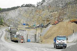El Govern rechaza la instalación de una planta de hormigón en ses Planes