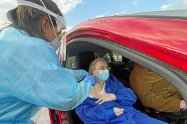 Baleares vacuna a cerca de 15.000 personas durante la Semana Santa