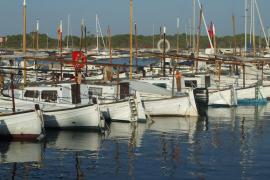 Puerto de la Colonia de Sant Jordi