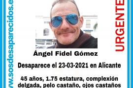 Buscan a un hombre que desapareció hace 15 días tras venir a Ibiza para trabajar