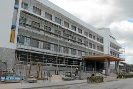 Las reformas hoteleras caen en picado