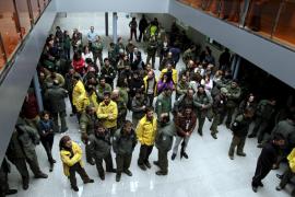Los trabajadores de Ibanat continuarán con sus protestas hasta conseguir «que no haya ningún despido»